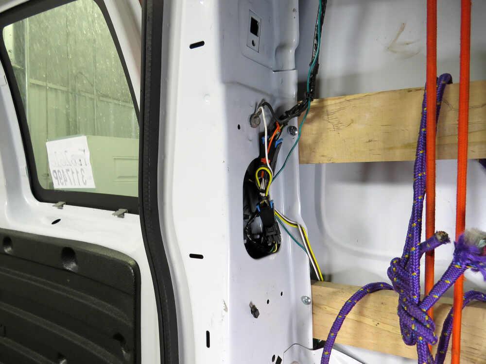 Gmc savana van custom fit vehicle wiring tekonsha