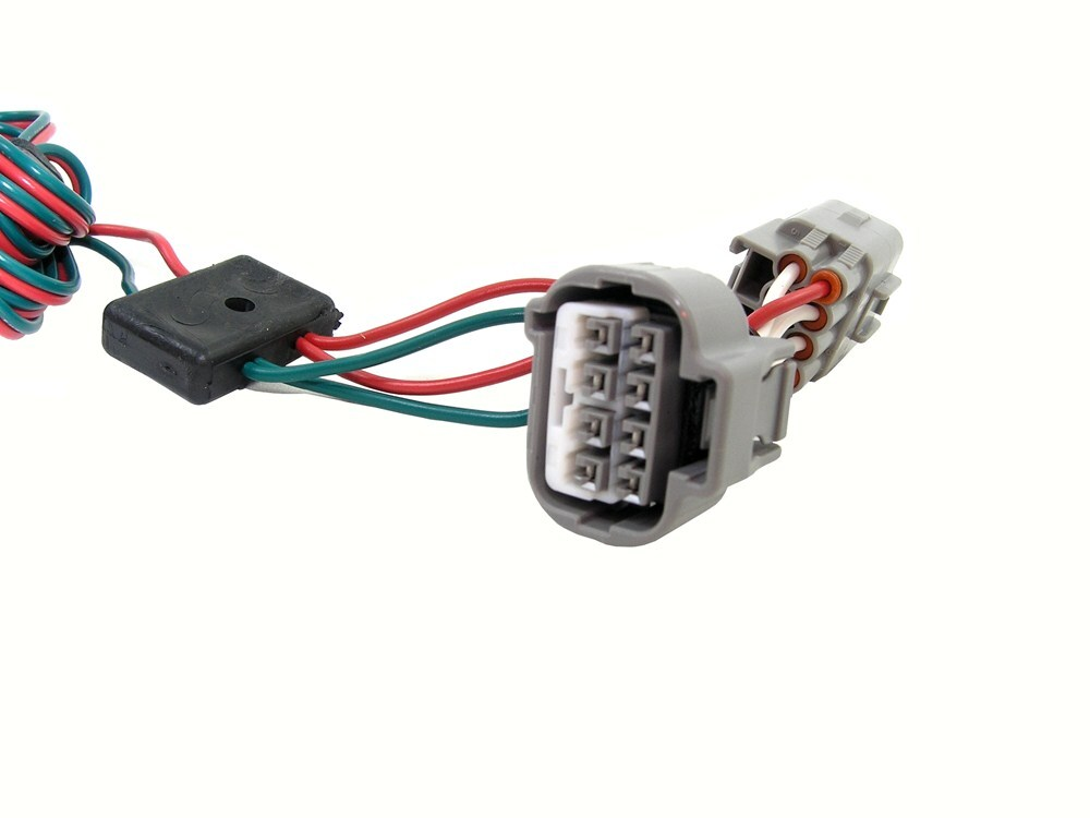 Trailer Wiring Harness For 2005 Jeep Grand Cherokee : Jeep grand cherokee custom fit vehicle wiring tow ready