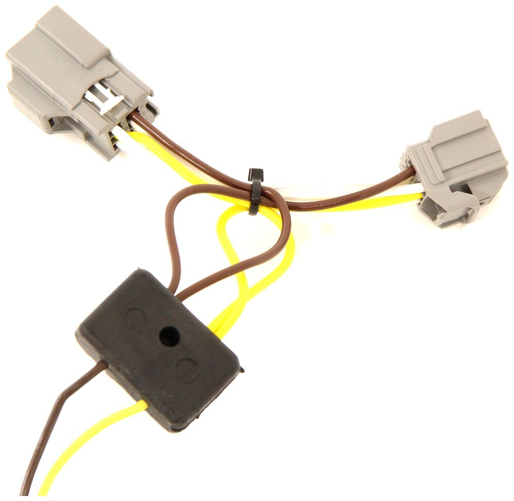 2006 ford freestyle t one vehicle wiring harness with 4 Ford Trailer Wiring Harness Ford 7 Pin Trailer Wiring