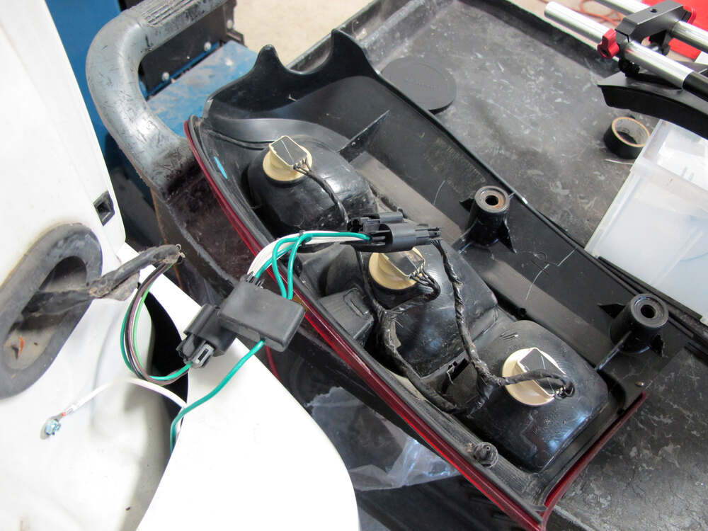 2008 pontiac montana sv6 custom fit vehicle wiring tekonsha. Black Bedroom Furniture Sets. Home Design Ideas