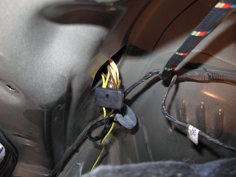 2005 Hyundai Tucson Custom Fit Vehicle Wiring