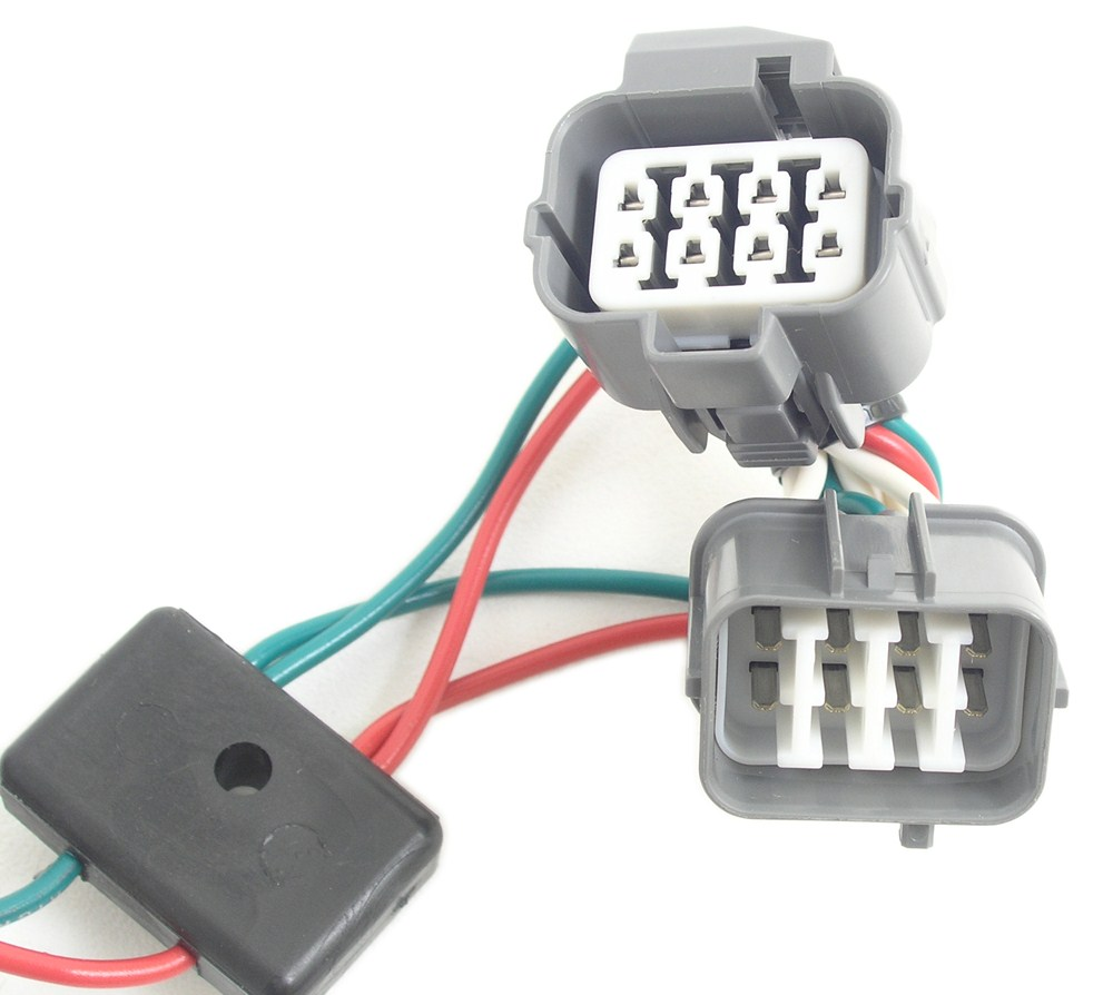 2008 honda ridgeline custom fit vehicle wiring tekonsha