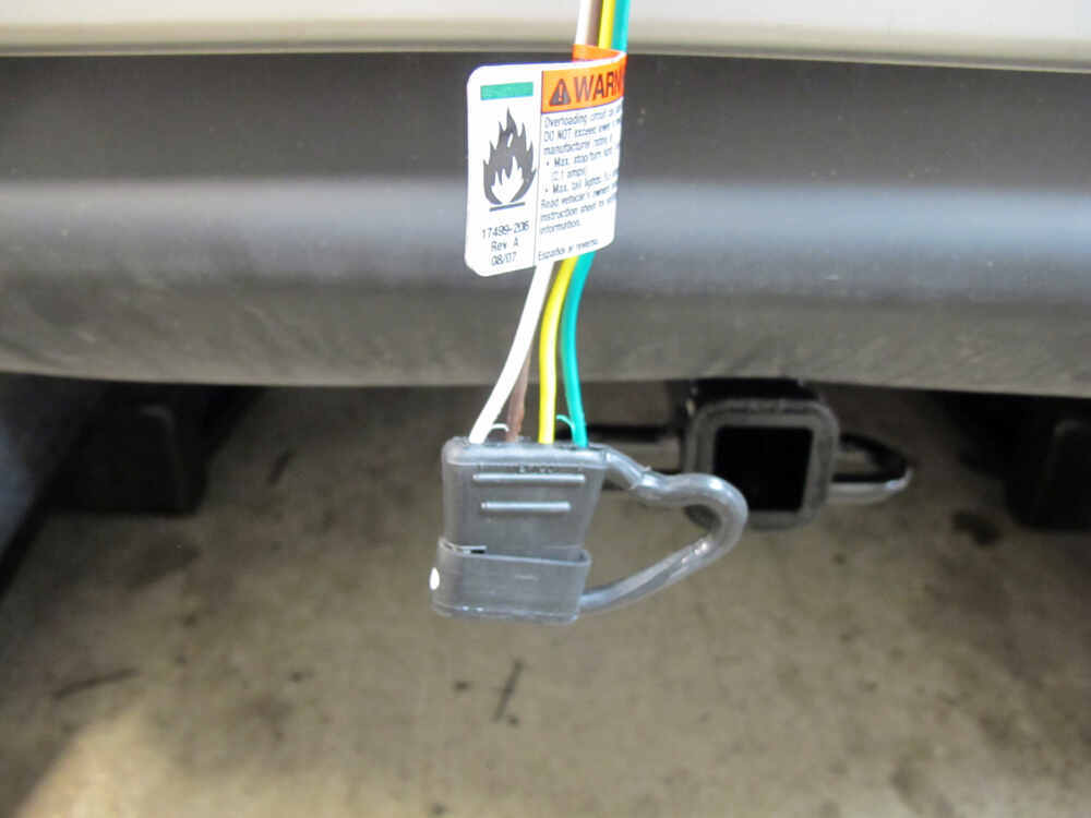 Toyota camry custom fit vehicle wiring tekonsha