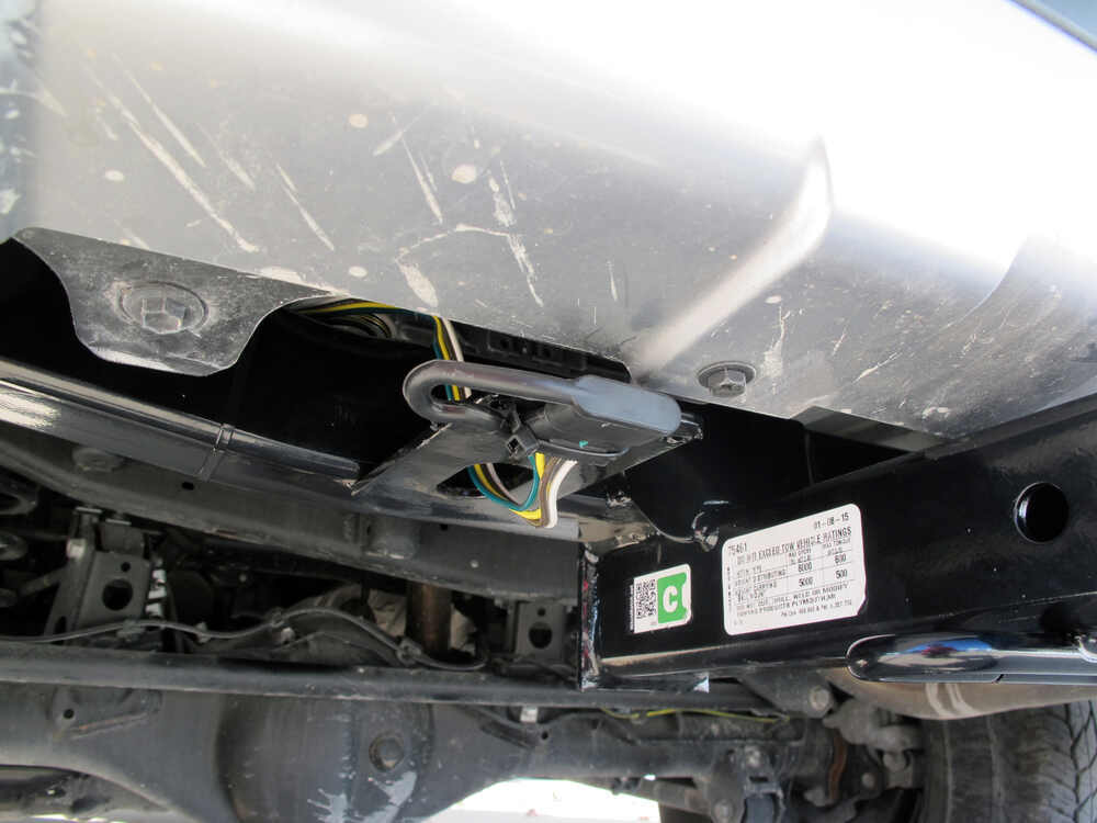 Toyota Fj Oem Wiring Harness Installation : Toyota fj cruiser custom fit vehicle wiring tekonsha