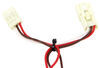 118405 - Custom Fit Tekonsha Trailer Hitch Wiring