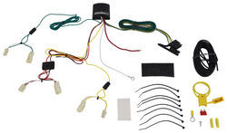 toyota fj trailer wiring harness illustration of wiring diagram \u2022 fj brake controller wiring harness trailer wiring harness installation 2008 toyota fj cruiser video rh etrailer com toyota fj cruiser trailer wiring harness instructions toyota land cruiser