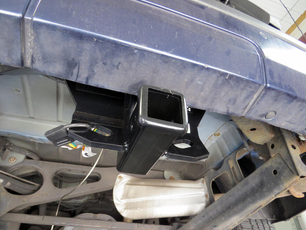 Trailer hitch wiring harness jeep commander