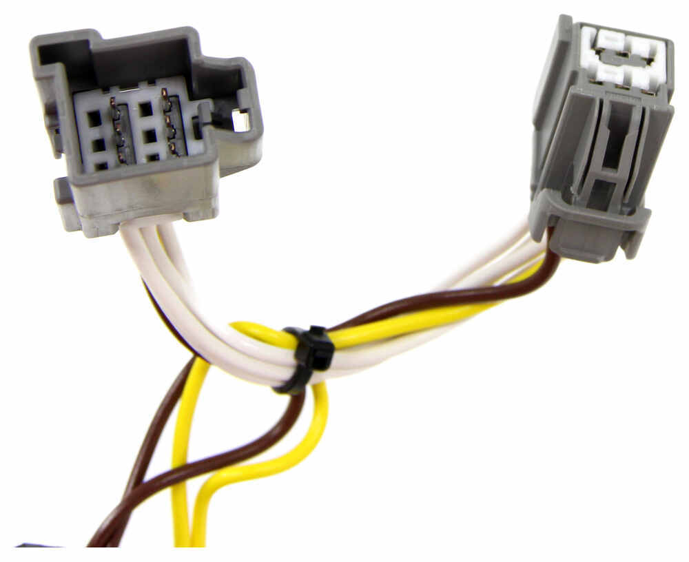 Volvo xc t one vehicle wiring harness with pole flat