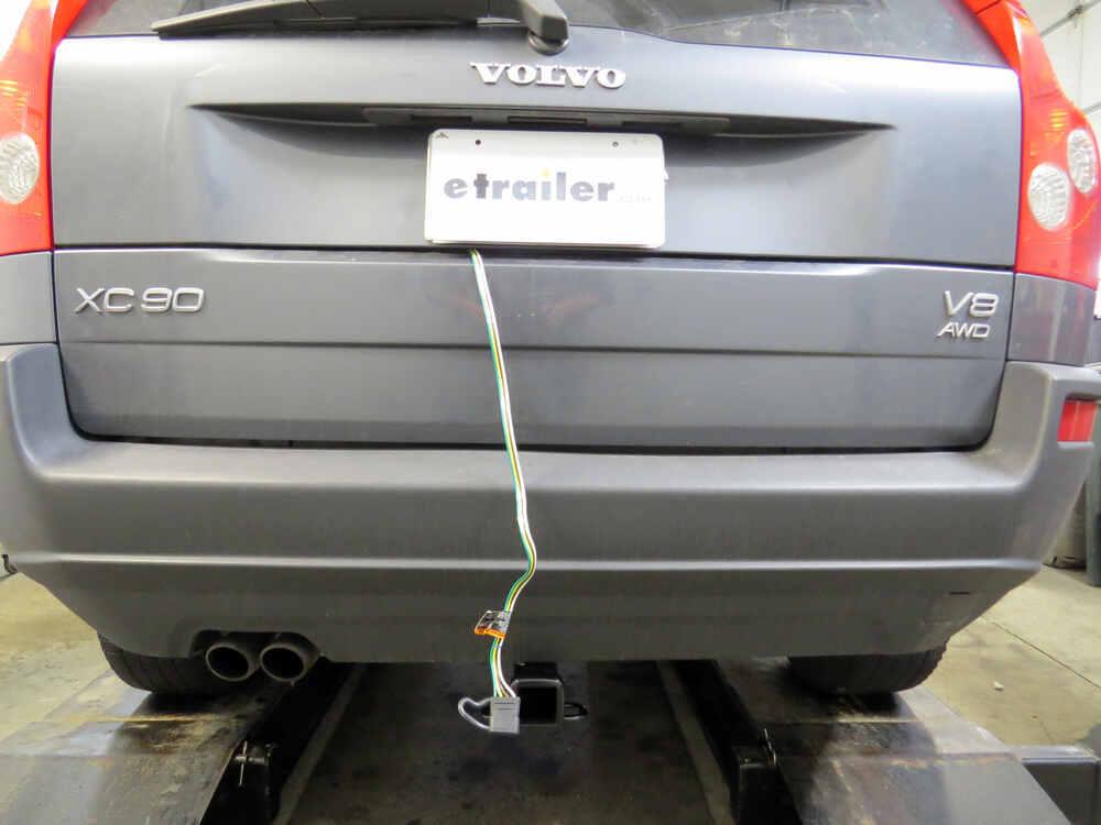 Volvo Xc90 Hitch Wiring Harness : Volvo xc trailer hitch wiring harness wheel