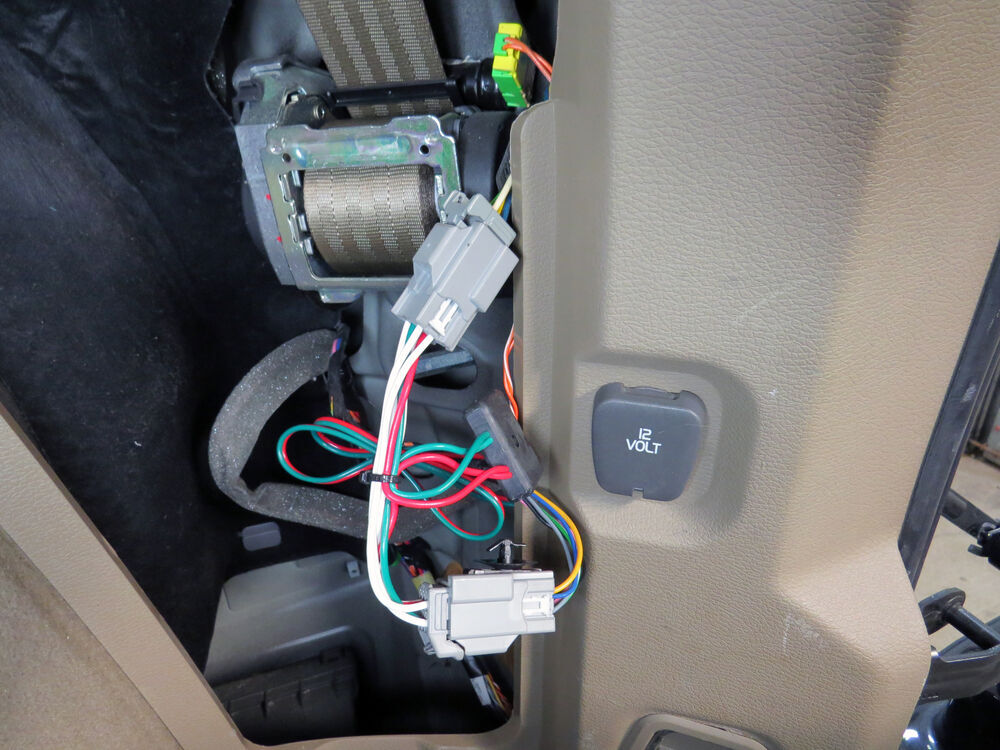 volvo xc90 trailer wiring harness