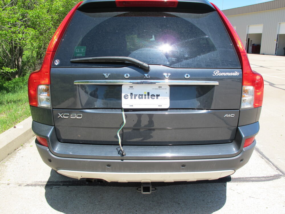 Volvo Xc90 Hitch Wiring Harness : Volvo xc t one vehicle wiring harness with pole