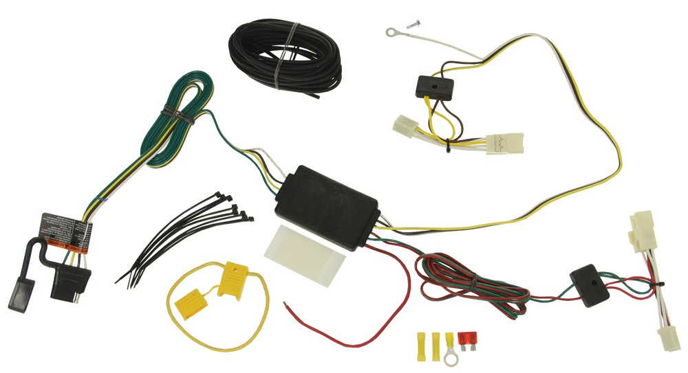 Trailer Wiring Harness Rav4 : Rav tow wiring harness get free image about