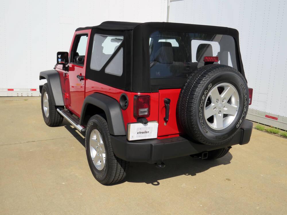 2013 jeep wrangler custom fit vehicle wiring tekonsha. Black Bedroom Furniture Sets. Home Design Ideas