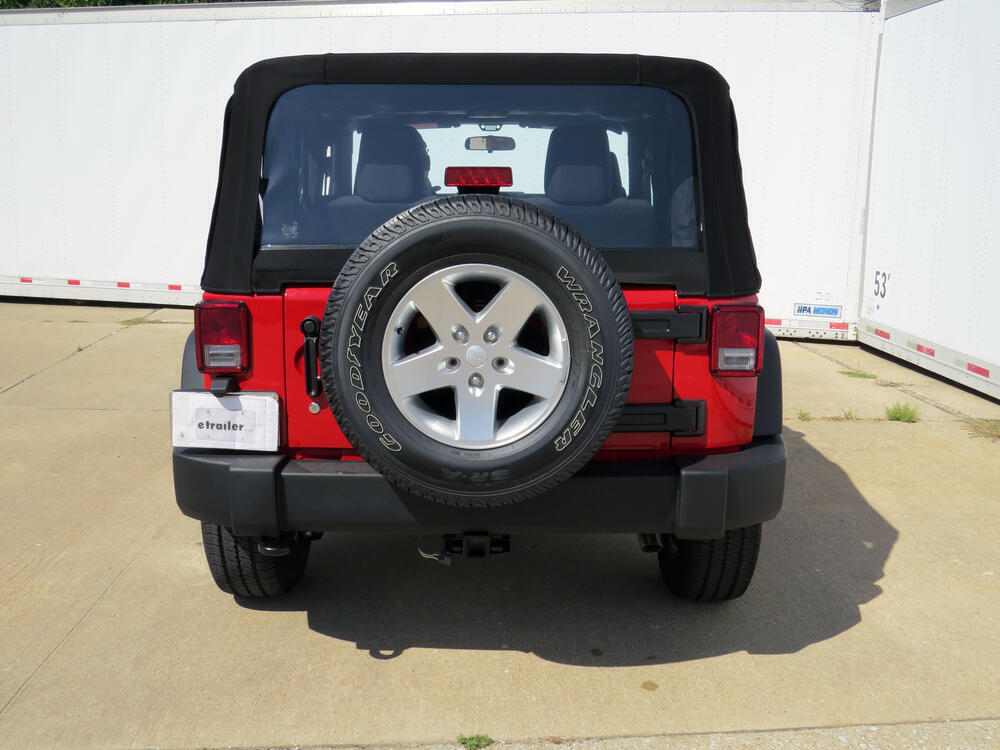 Ready Custom Fit Vehicle Wiring For Jeep Wrangler Unlimited 0 118416 on