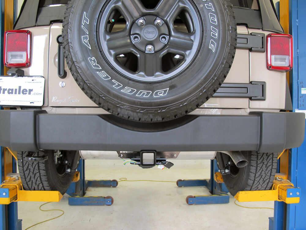 2011 Jeep Wrangler Custom Fit Vehicle Wiring