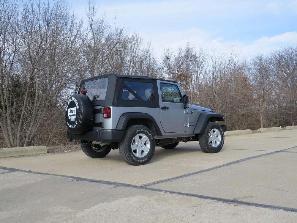 2010 jeep wrangler custom fit vehicle wiring tekonsha. Black Bedroom Furniture Sets. Home Design Ideas