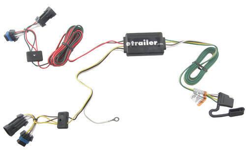2006 saturn vue custom fit vehicle wiring tekonsha
