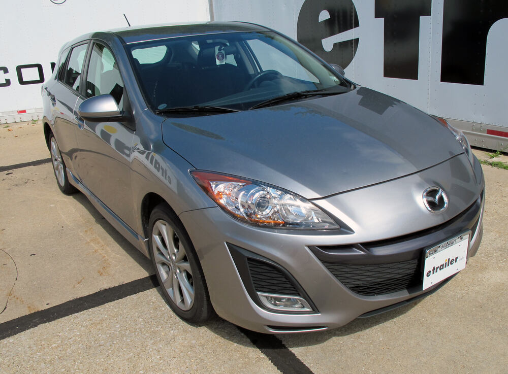 2011 mazda 3 t one vehicle wiring harness with 4 pole flat. Black Bedroom Furniture Sets. Home Design Ideas