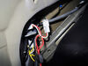 T-One Vehicle Wiring Harness with 4-Pole Flat Trailer Connector Converter 118420 on 2012 Honda Accord