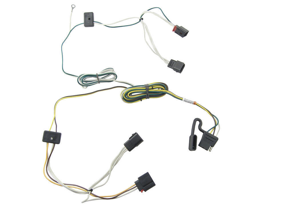2007 Jeep Grand Cherokee Custom Fit Vehicle Wiring