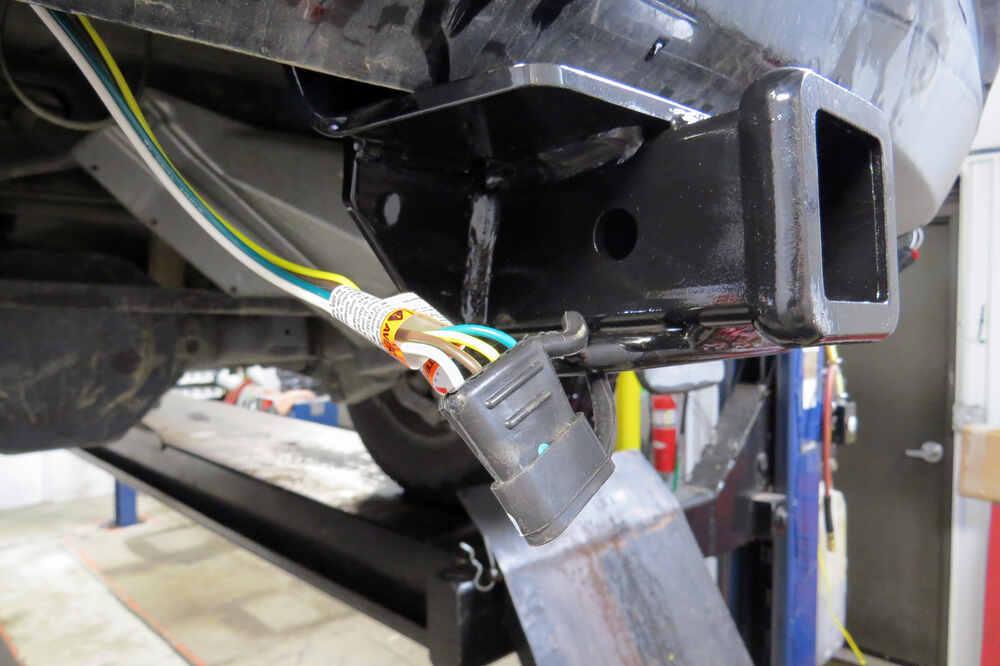 Trailer Wiring Harness 2001 Jeep Grand Cherokee