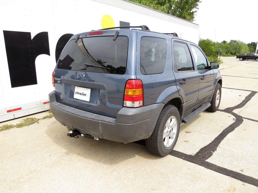 2006 ford escape t one vehicle wiring harness with 4 pole. Black Bedroom Furniture Sets. Home Design Ideas