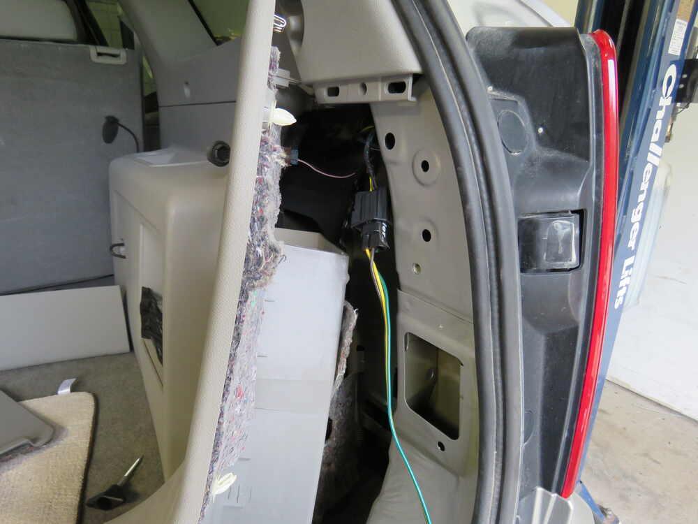 2008 Suzuki Xl7 Custom Fit Vehicle Wiring