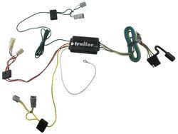 trailer wiring harness for 2013 honda civic sedan etrailer com rh etrailer com Honda Radio Wiring Harness honda civic trailer wiring kit