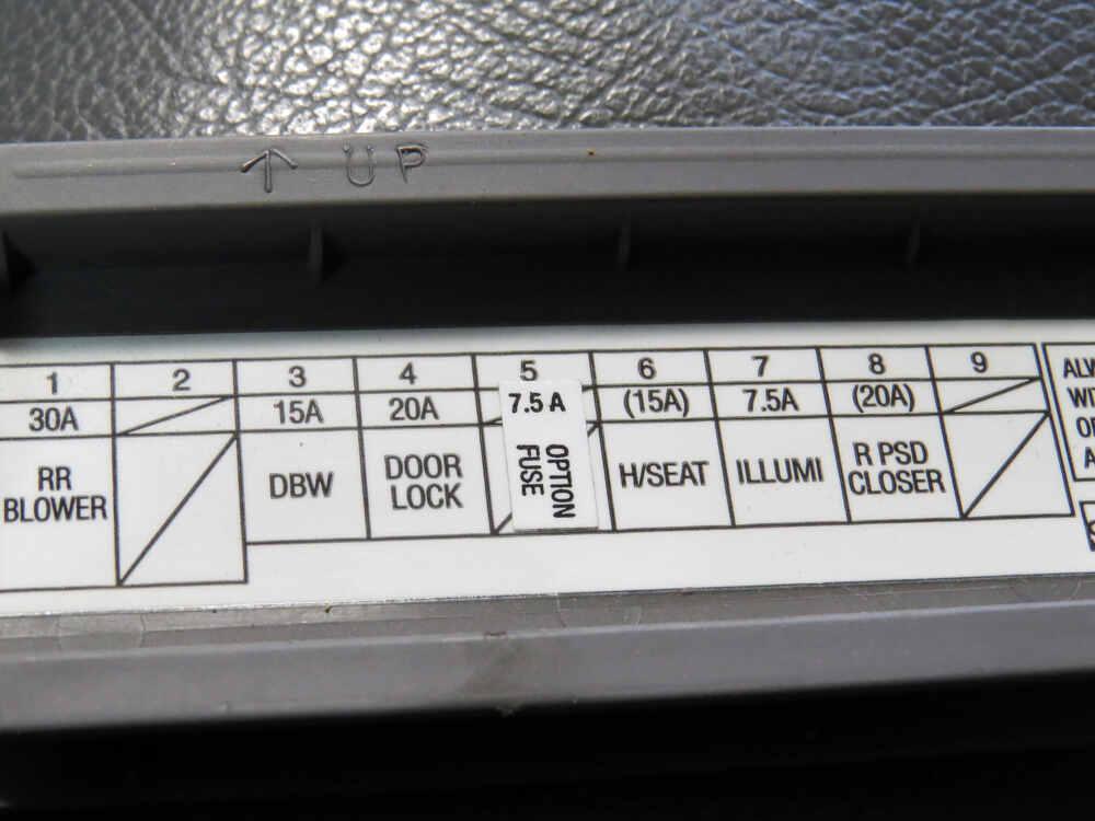 Trailer Wiring Harness Honda Odyssey 2007 : Honda odyssey wire diagram free engine image