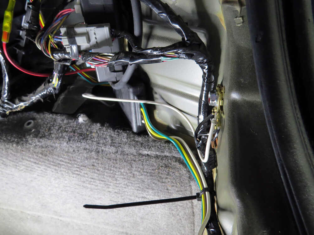 Wiring Harness For Honda : Honda odyssey trailer wiring harness free engine