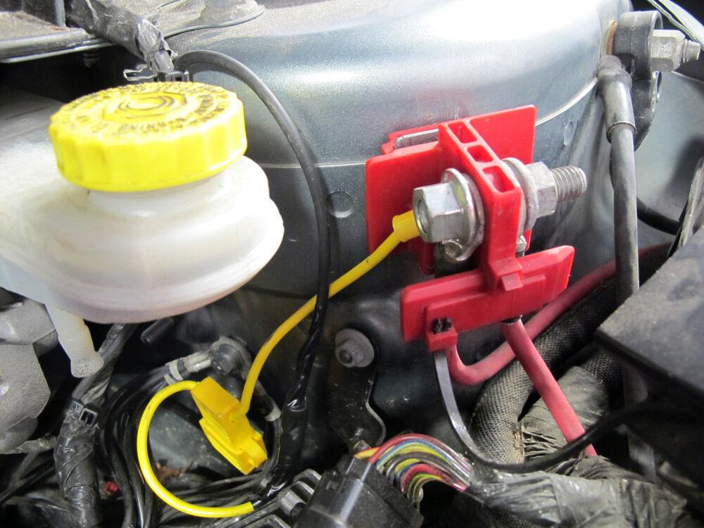 2008 Chrysler Sebring Custom Fit Vehicle Wiring