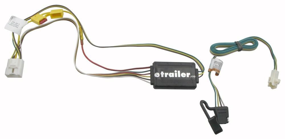 2011 toyota highlander custom fit vehicle wiring tekonsha. Black Bedroom Furniture Sets. Home Design Ideas