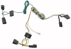 Tekonsha 2012 Chevrolet Traverse Custom Fit Vehicle Wiring