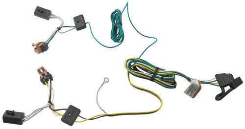 trailer wiring harness installation 2008 gmc acadia video rh etrailer com gmc acadia trailer wiring harness 2015 gmc acadia trailer wiring
