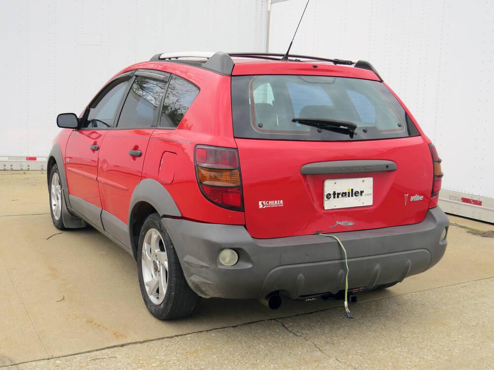 2003 Pontiac Vibe Custom Fit Vehicle Wiring