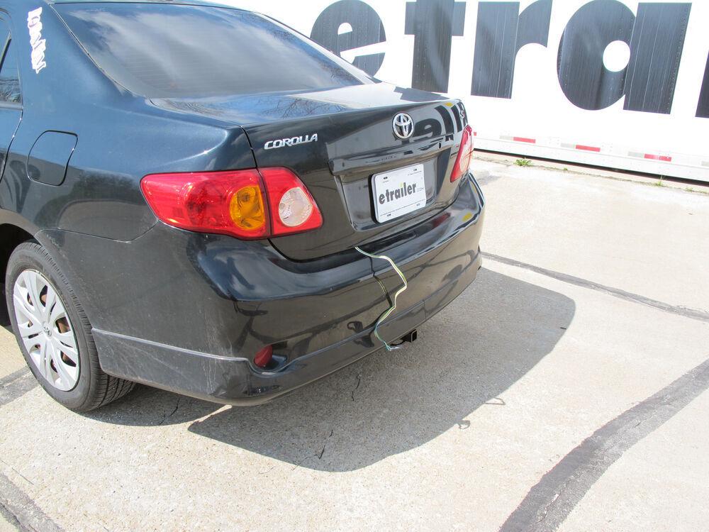 2010 Toyota Corolla Trailer Wiring Harness : Toyota corolla t one vehicle wiring harness with
