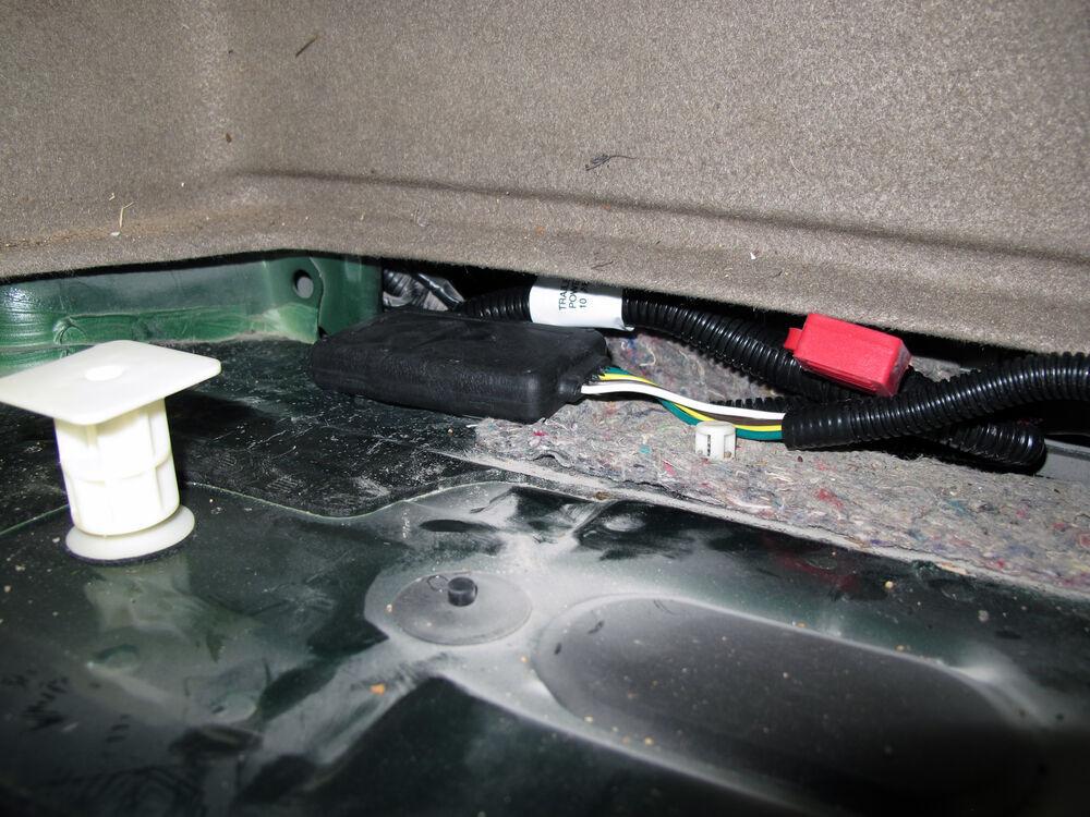 Subaru outback wagon custom fit vehicle wiring tekonsha