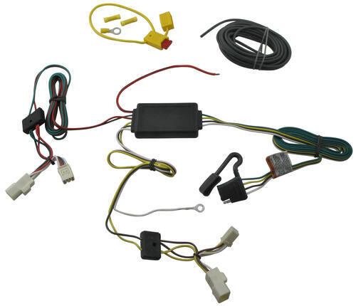 Subaru impreza custom fit vehicle wiring tekonsha