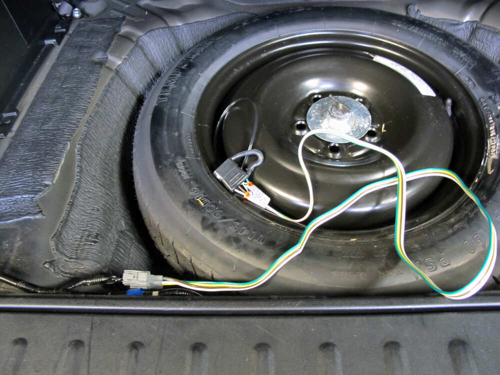 2008 Honda Element Custom Fit Vehicle Wiring