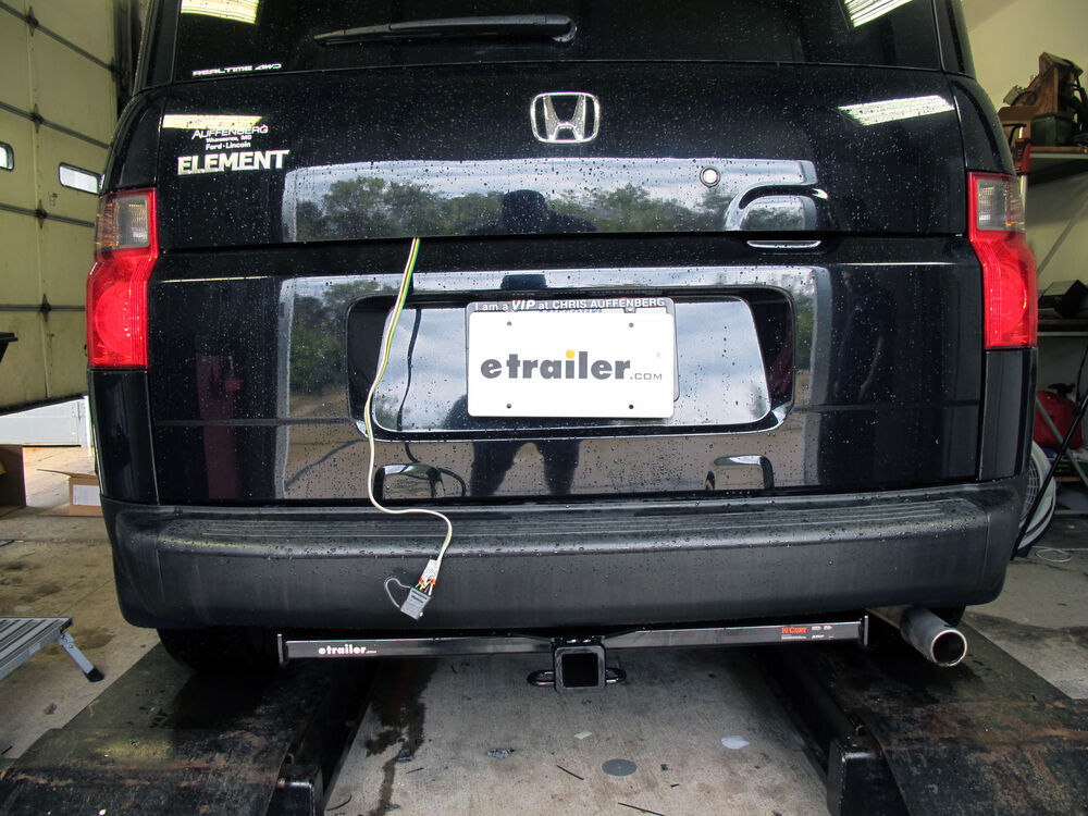 honda element trailer wiring harness compare curt t connector vs t one vehicle wiring etrailer com  compare curt t connector vs t one