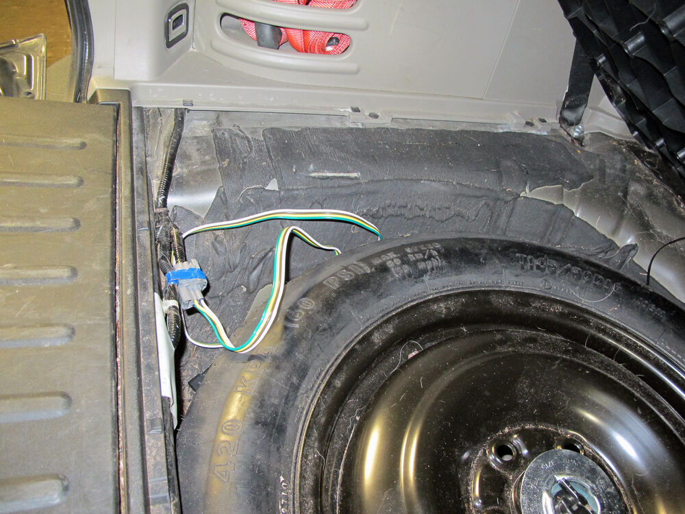 2006 honda element trailer wiring honda element trailer wiring harness install #6