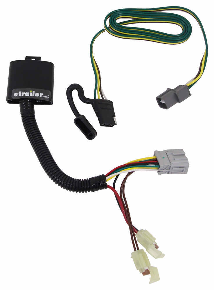 1995 honda civic wiring harness honda element wiring harness 2008 honda element t-one vehicle wiring harness with 4 ...