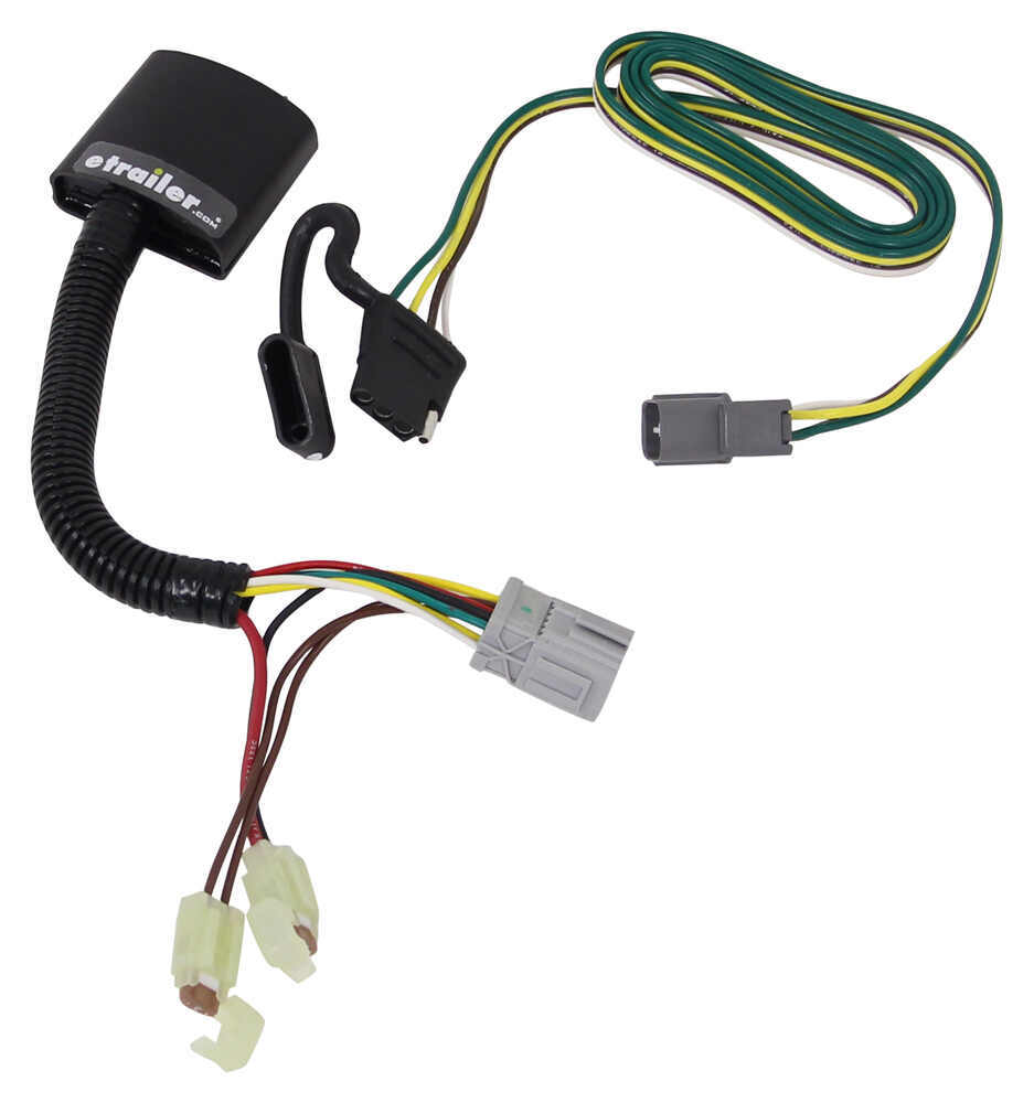Honda Element Backup Camera Wiring Diagram Electrical Trailer Harness Install Installation Nissan