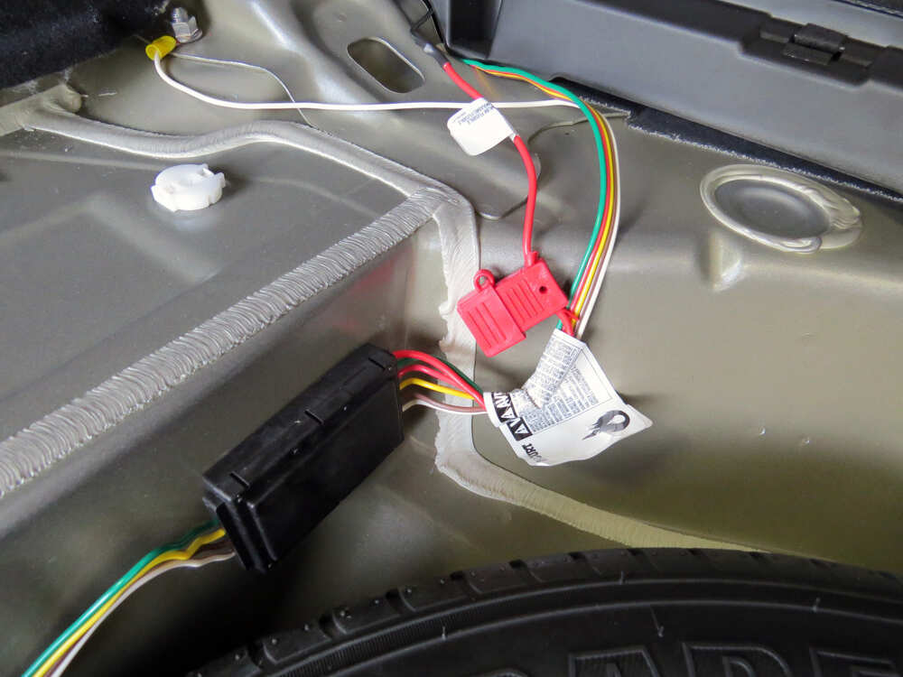 2015 Subaru Outback Wagon Custom Fit Vehicle Wiring