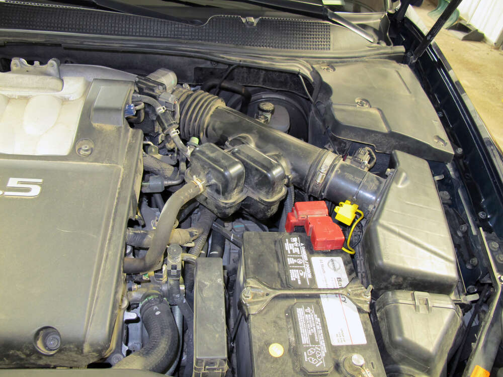 2004 Nissan Maxima T
