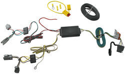 Tekonsha 2012 Ford Fiesta Custom Fit Vehicle Wiring