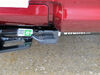 118472 - 4 Flat Tekonsha Trailer Hitch Wiring on 2014 Ford Flex