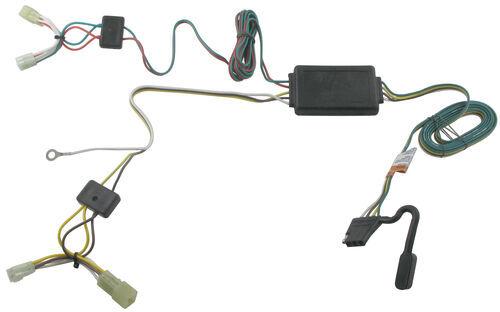 2010 suzuki sx4 Custom Fit Vehicle Wiring - Tekonsha