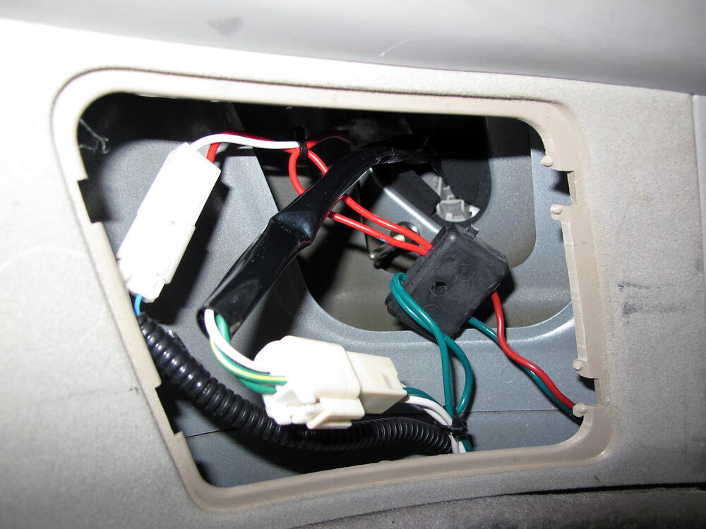 2005 lexus rx 330 custom fit vehicle wiring tekonsha. Black Bedroom Furniture Sets. Home Design Ideas
