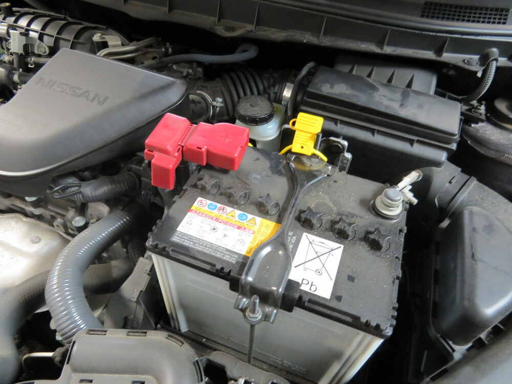 2013 Nissan Titan Trailer Wiring Harness : Nissan rogue t one vehicle wiring harness with pole